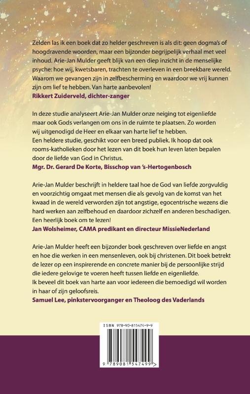 Arie-Jan Mulder,Liefde & angst