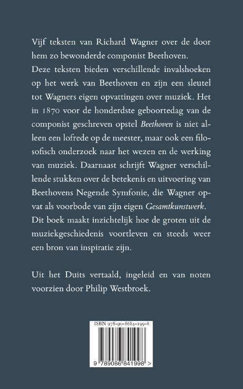 Richard Wagner,Beethoven