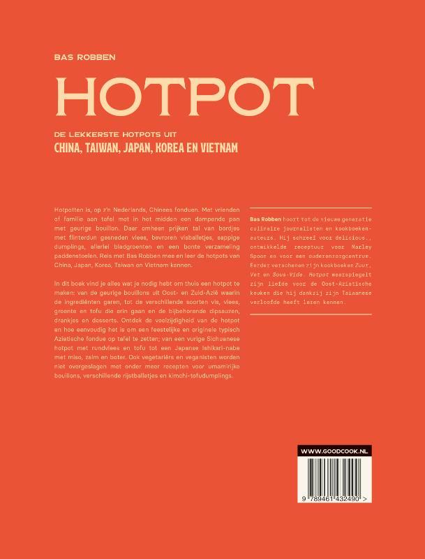 Bas Robben,Hotpot