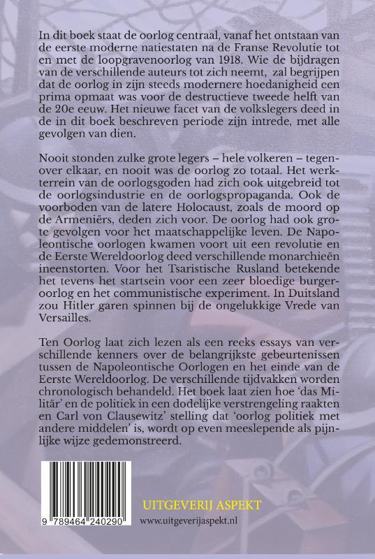 Ruud Bruijns,De Europese Veldslagen