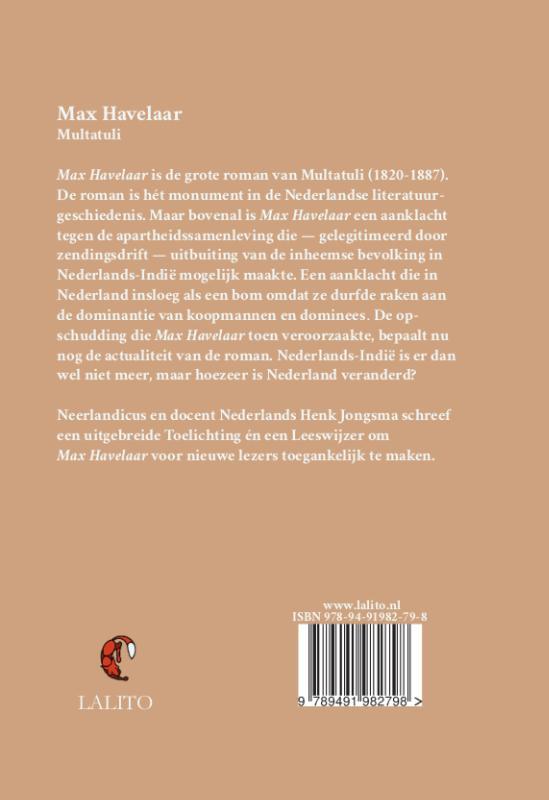 Multatuli, Eduard Douwes Dekker,Max Havelaar