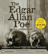 Poe, Edgar Allan The Edgar Allan Poe Audio Collection
