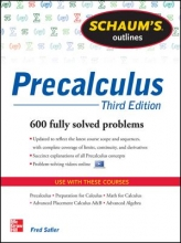 Safier, Fred Schaum`s Outline of Precalculus