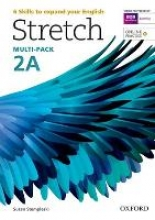 Stretch: Level 2: Student`s Book & Workbook Multi-Pack A with Online Practice