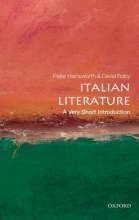 Hainsworth, David Italian Literature: A Very Short Introduction