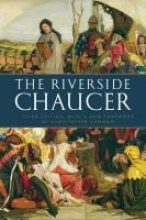 Chaucer, Geoffrey The Riverside Chaucer