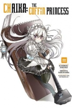 Sakaki, Ichirou Chaika The Coffin Princess 3