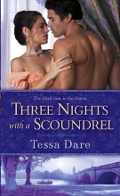Dare, Tessa Three Nights With a Scoundrel