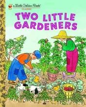 Margaret,Wise Brown Little Golden Books Two Little Gardeners
