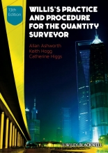 Ashworth, Allan Willis`s Practice and Procedure for the Quantity Surveyor