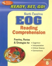 The Editors of Rea North Carolina EOG Grade 8 Reading Comprehension