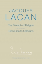 Lacan, Jacques The Triumph of Religion