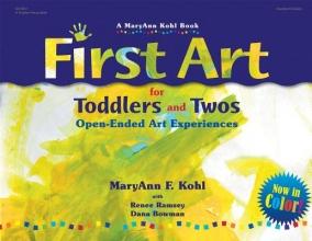 MaryAnn F. Kohl First Art