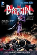 Simone, Gail Batgirl 3