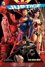 Johns, Geoff,   Lemire, Jeff,   Fawkes, Ray Justice League