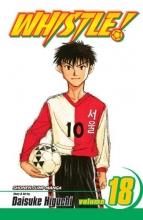 Higuchi, Daisuke Whistle! 18