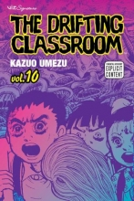 Umezu, Kazuo The Drifting Classroom 10
