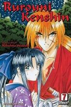 Watsuki, Nobuhiro Rurouni Kenshin 7