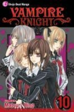 Hino, Matsuri Vampire Knight 10