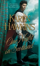 Hawkins, Karen One Night in Scotland