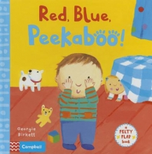 Birkett, Georgie Red, Blue, Peekaboo