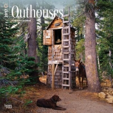 Browntrout Publishers, Inc Outhouses 2017 Square