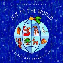 Putumayo presents  Joy to the world (cd)