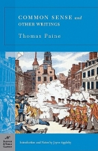 Paine, Thomas Common Sense and Other Writings
