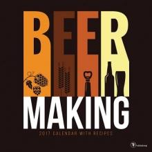 Beer Making 2017 Calendar