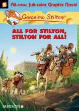 Stilton, Geronimo Geronimo Stilton Graphic Novels #15