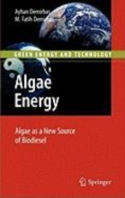 Demirbas, Ayhan Algae Energy