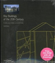 Weston, Richard Key Buildings of the 20th Century, Second edition