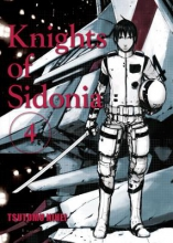 Nihei, Tsutomu Knights of Sidonia, Volume 4
