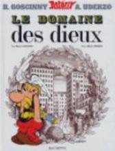 Goscinny, Rene Asterix Französische Ausgabe 17 Asterix et le domaine des dieux