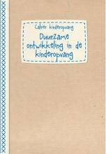 Dietlinde Willockx Leen Dom  Sarah Vorsselmans, Duurzame ontwikkeling in de kinderopvang