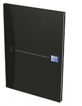 , Notitieboek Oxford Smart Black A4 96vel gelinieerd