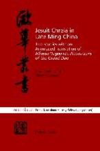 Li, Sher-shiueh Jesuit Chreia in Late Ming China