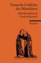 Deutsche Gedichte des Mittelalters