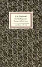 Dostojewski, Fjodor Michailowitsch Der Großinquisitor