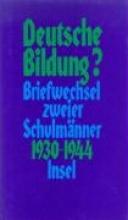 Havenstein, Martin Deutsche Bildung?