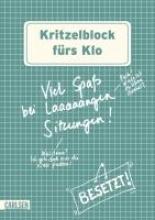 Haubner, Antje Kritzelblock frs Klo