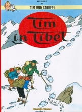 Herge Tim und Struppi 19. Tim in Tibet