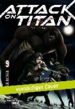 Isayama, Hajime Attack on Titan 09