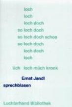 Jandl, Ernst sprechblasen