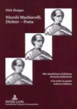 Hoeges, Dirk Niccolò Machiavelli. Dichter - Poeta