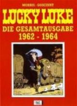 Lucky Luke - Die Gesamtausgabe 1962 - 1964