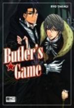 Takagi, Ryo Butler`s Game