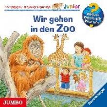 Mennen, Patricia Wir gehen in den Zoo