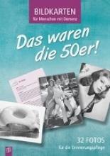 Bildkarten für Menschen mit Demenz: Das waren die 50er!