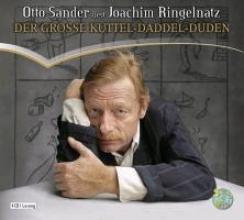 Ringelnatz, Joachim Der große Kuttel-Daddel-Duden